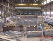 Manufacturing Facility – Press Foundation Houston