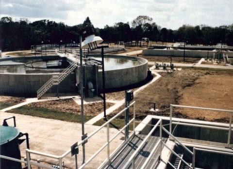 Blackhawk Regional Wastewater Treatment Facility