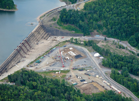 New York City Environmental Protection Bureau of Engineering Design & Construction – Reconstruction of Gilboa Dam and Associated Facilities – Schoharie Reservoir Low Level outlet