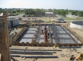 Zapata Wastewater Treatment Facility