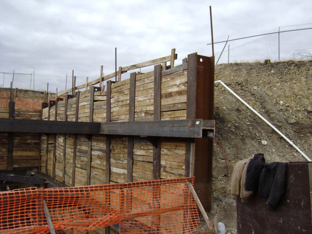 Stiver Engineering Saws Medio Creek Project