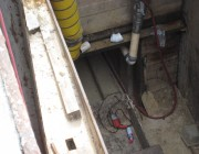 TECO Central Plant Electrical Distribution Duct Bank