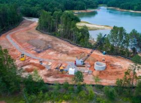 Lake Hartwell Water Treatment Plant – Raw Water Pump Station