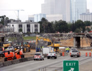 SH 288 Reconstruction Project – Southmore Bridge Demolition