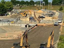 Charlotte Airport Shoring Project
