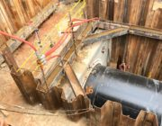 108-inch Waterline EPBM Tunnel Project Beneath US59 – Smith to Lee Segment