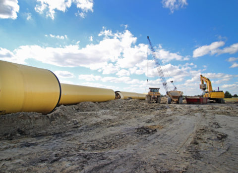 Athens Integrated Pipeline Project