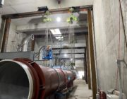 Northeast Water Purification Plant Expansion Pulley System